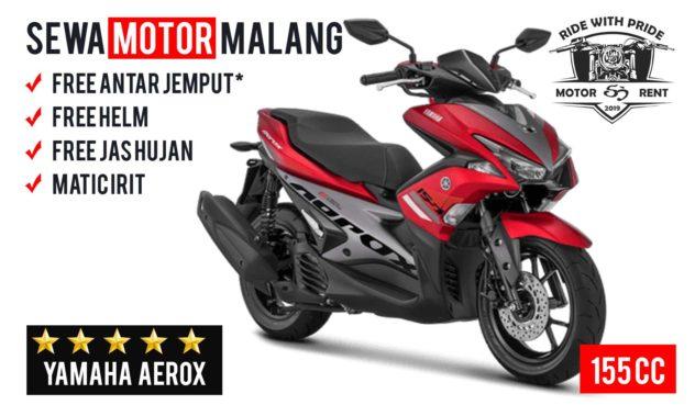 Rental Aerox Malang