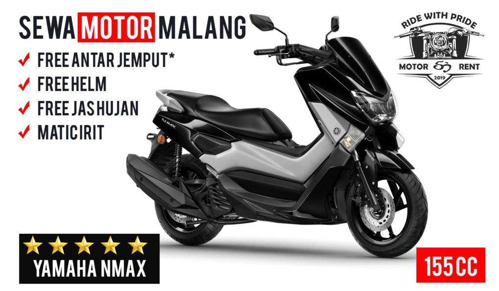 Rental Nmax Malang