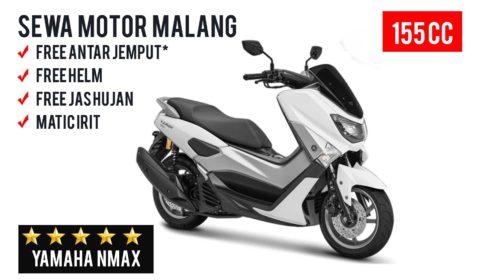 Sewa Motor-Yamaha-Nmax-Malang