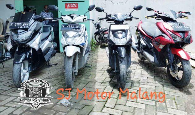 Sewa Motor Batu Malang