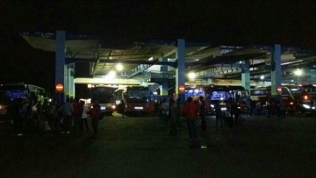 Terminal Arjosari Malang