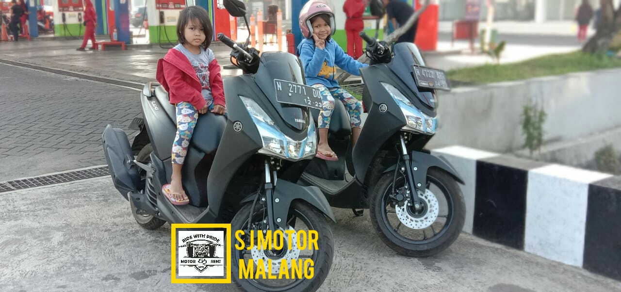 125cc Motor Rent