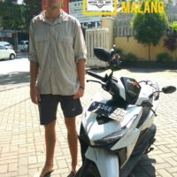150cc Motor rent malang for backpackers