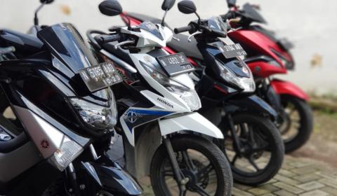 Rental Motor SJ Malang