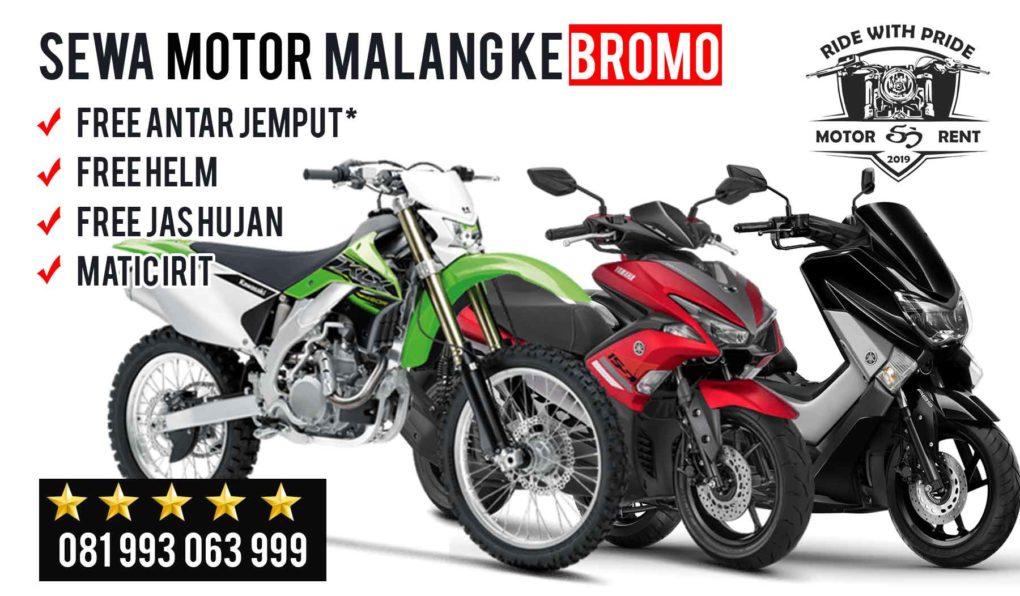 Sewa Motor Malang Bromo