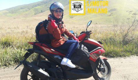 Sewa Motor Malang ke Bromo