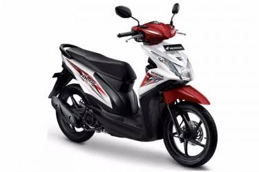 Rental Honda BEat Malang