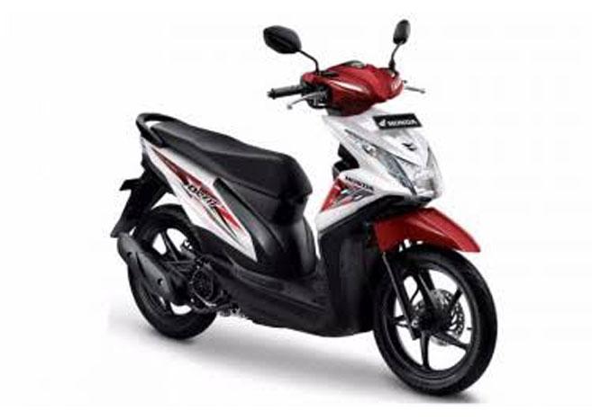 Sewa Motor Beat Malang